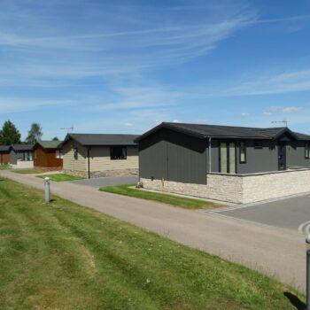 Holiday Homes at Moss Bank Lodges